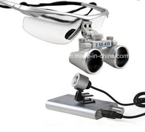 Medical Magnifying Dental Head Loupes pictures & photos