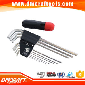 9PCS Long Torx Hex Key Wrench Set pictures & photos