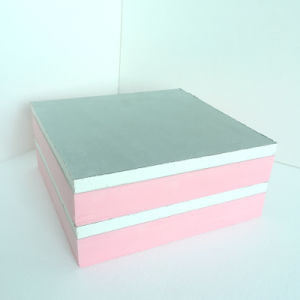 Fuda Composite Panels B1 Grade Pink (XPS 20mm Thick, Plaster Board 12mm Thick)