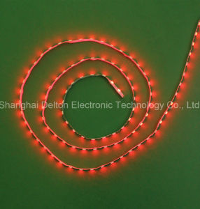 DC12V/24V Red Flexible LED Strip Light pictures & photos