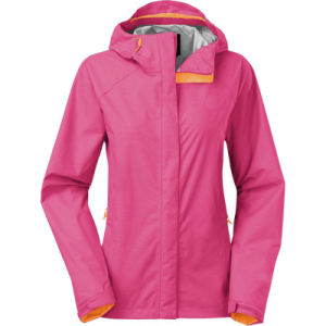 Women Waterproof Outdoor Venture Hoody Nylon Jacket pictures & photos