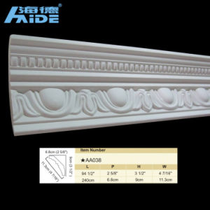 Polyurethane Cornices PU Moulding PU Elegant Cornice pictures & photos
