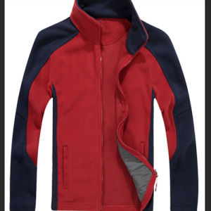Men′s Micro Polar Fleece Winter Jacket, Fleece Jacket, Men′s Jacket pictures & photos