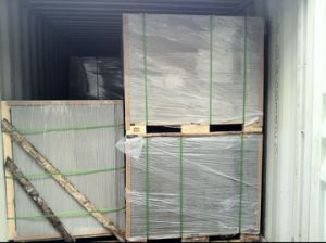 100% Asbestos Free Fiber Cement Board for Outdoor Construction/Villaboard 1200*2400*9mm pictures & photos