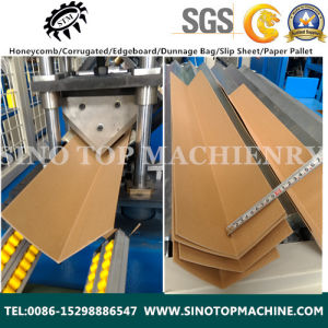 45m/Min Kraft Paper Edge Corner Ptotection Making Machine Line pictures & photos