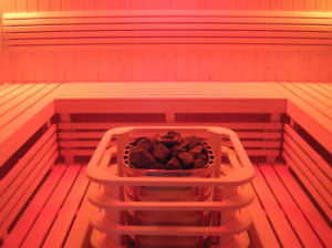Stainless steel sauna oven Sauna Heater for wood sauna room (KTSH-30NK) pictures & photos