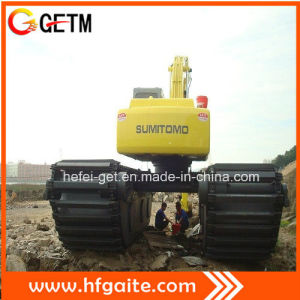 Amphibious Dredger for River Dredging