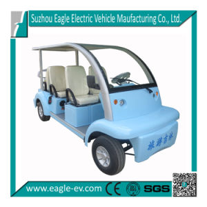 Electric People Mover, CE Approved, 6 Seats, Eg6063ka Factory Supply pictures & photos