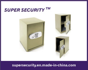 Anti-Theft Steel Beige Electronic Home Safe (SJD35-B) pictures & photos
