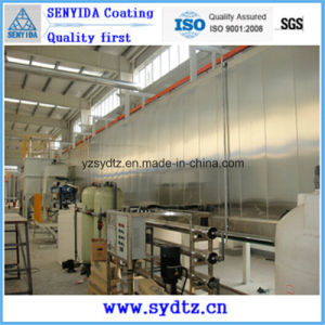 Hot Powder Coating Machine/Equipment/Painting Line of Pretreatment pictures & photos