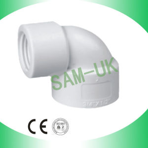 PVC Pipe Fitting Reducing Elbow pictures & photos