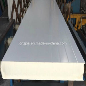 Heat Insulated Polyurethane Foam Sandwich Panel Wall Roof Panel