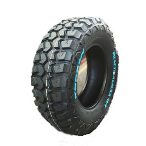 Doubleroad Mud Terrain Tires 235/70r15 Radial Car Tire Factory Price pictures & photos