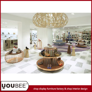 Fashion Shoes Shop Interior Design For Shopping Mall Shoes Store