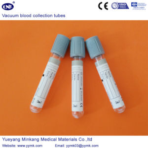 Vacuum Blood Collection Tubes Glucose Tube (ENK-CXG-036) pictures & photos