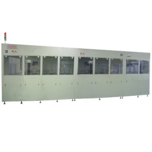 Kwt-100162sth Semiconductor Silicon Chip Ultrasonic Cleaning Machine