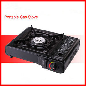 Gfk-P02 Stainless Steel Portable Gas Stove