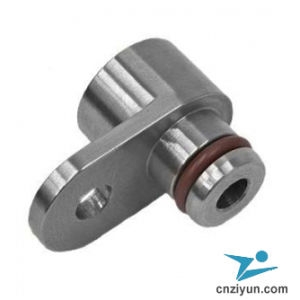 High Precision Stainless Steel CNC Machined Parts China Factory pictures & photos