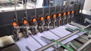 Accounts Book Flexo Printing Machine Model (YXR2-1020-PS) pictures & photos