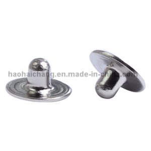 Hot Sell Non-Standard Precision Metal Flat Head Rivet