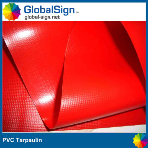 Waterproof PVC Tarpaulin for Tent (UCT1122/680) pictures & photos