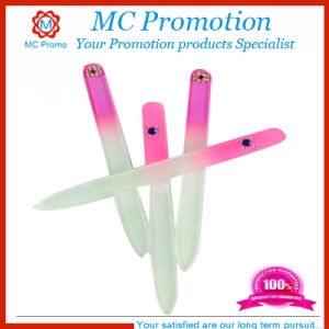 Promotional Mini Crystal Glass Nail File