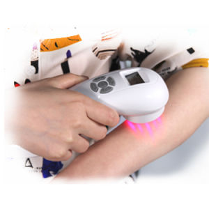 808nm Handheld Wound Care Physical Therapy Cold Laser Treatment Instrument