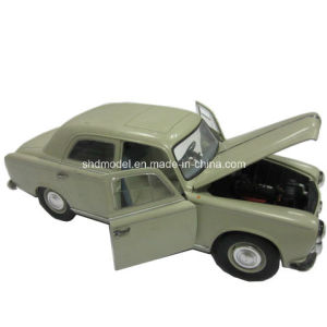 Die Cast Model Car with Door Open (1/43) pictures & photos