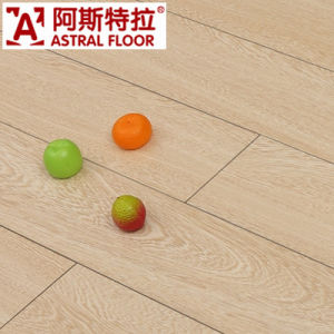 Household in High Density with Waterproof Beech Laminate Flooring pictures & photos