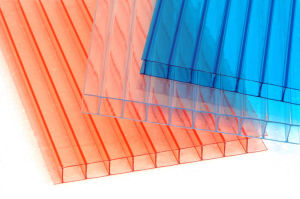 China Colored Multiwall Polycarbonate Sheet (HSL-PS) - China ...