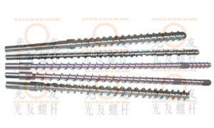 Single Screw Extruder Screw and Barrel (DLJ-003)