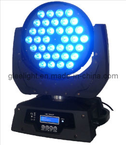 36*10W RGBW/RGBA 4in1 LED Wash Moving Head (GL-3024)
