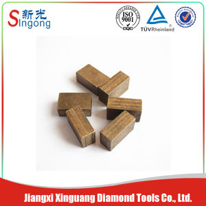 High Diamond Concentration Granite Diamond Segment pictures & photos