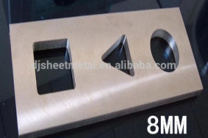 Thick Plate Laser Cutting Service pictures & photos