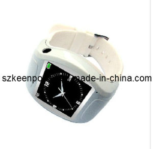 "Quad Band 1.5"" Watch Mobile Phone with Camera Bluetooth pictures & photos"