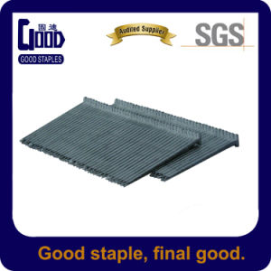 Industrial Concrete Galvanized Silver Stainless Steel Staple (ST32)