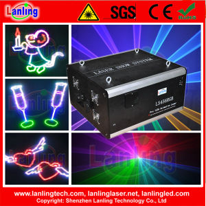 Super 5W RGB Animation Laser Logo Projector Dt Cni pictures & photos