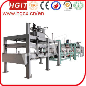 Sandwich Panel Spray Gluing Machine pictures & photos
