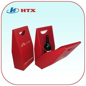 New Design Cardboard Packaging Box for Wine