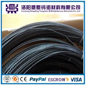 High Quality 99.95% High Purity Twisted Tungsten Wire, Stranded Tungsten Wires with Factory Price pictures & photos