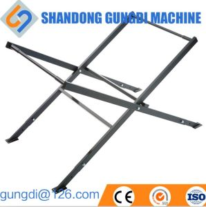 china universal folding x scissor table stand for wet tile saws