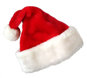 Plush Christmas Hats, Xmas Hats
