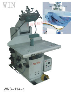 High Efficiency Suit Computer Control Press Machine (sleeve mountain) with High Ironing Effect