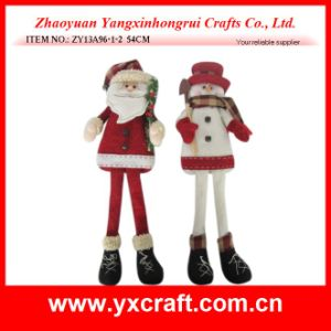 Christmas Decoration (ZY13A96-1-2 54CM) Santa Festival Decoration pictures & photos