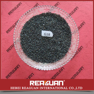 Angular Bearing Steel Grit G18 for Removing Corrosion Surface