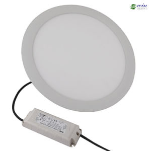 AC100-240V 18W Round Panel Light