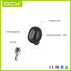 Mini Wireless Hidden Invisible Sport Bluetooth Earphone for Running pictures & photos