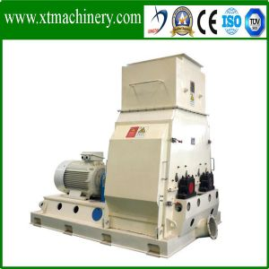 37kw, Cheap Price, 1.5ton Output, Wood Hammer Crusher pictures & photos