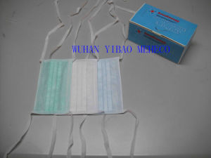 Disposable Surgical Face Mask with Ear Loop (HG60602)