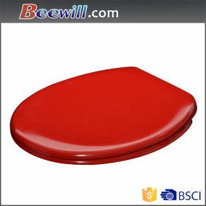 Stupendous Soft Close Quick Release Red Euro Toilet Seat Machost Co Dining Chair Design Ideas Machostcouk